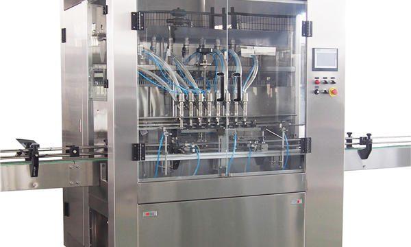 1L-5L स्वचालित पिस्टन भरने की मशीन