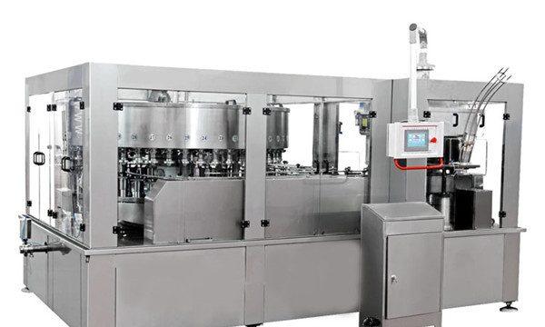 एल्युमिनियम कैन फिलिंग मशीन फॉर एनर्जी ड्रिंक सॉफ्ट ड्रिंक