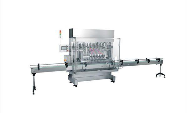 पेशेवर निर्माता स्वचालित तरल साबुन भरने की मशीन