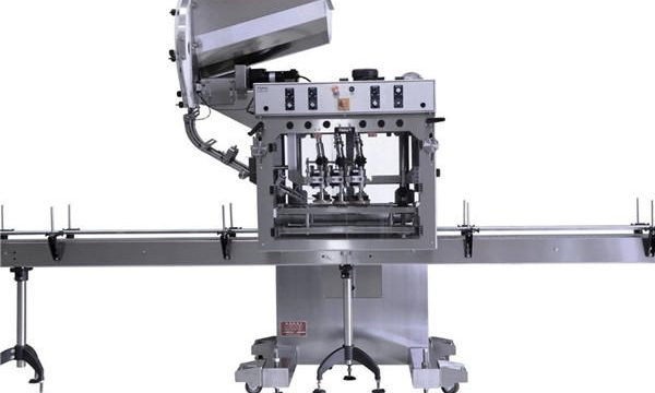 स्वचालित बोतल कैपिंग मशीन निर्माता