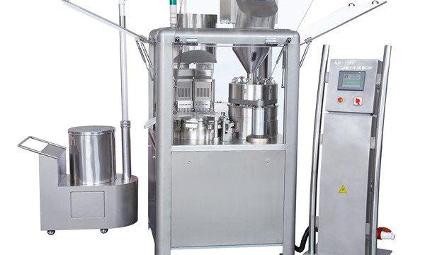 पाउडर भरने के लिए स्वचालित कैप्सूल फिलर कैप्सूल फिलिंग मशीन