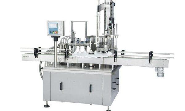 स्वचालित रोटरी पिस्टन भरने की मशीन