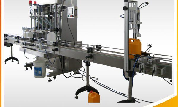स्वचालित आभूषण क्लीनर तरल भरने की मशीन