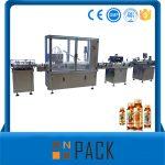 चीन आपूर्तिकर्ता स्वचालित हनी बोतल तरल भरने की मशीन