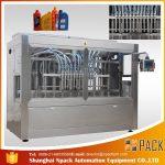 स्वचालित कॉस्मेटिक इत्र तरल बॉटलिंग बोतल भरने की मशीन