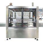 पूर्ण स्वचालित 10 सिर कॉस्मेटिक क्रीम जाम भरने की मशीन