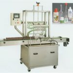चीन के शीर्ष गुणवत्ता गुरुत्वाकर्षण प्रकार तरल भरने की मशीन