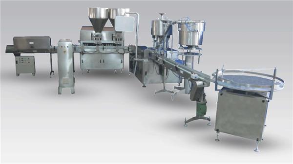स्वचालित क्रीम भरने की मशीन क्रीम भराव
