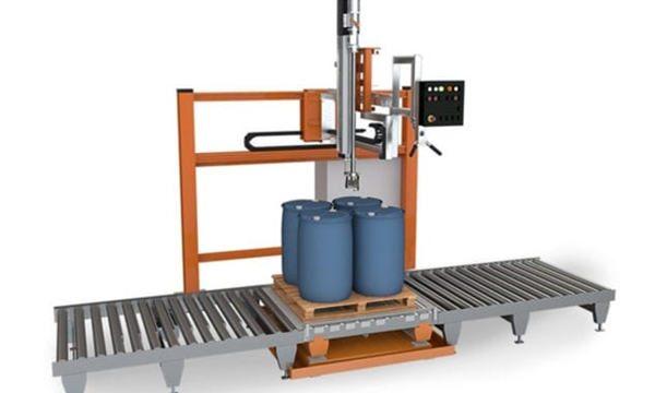 200L ड्रम तरल भरने की मशीन