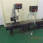 स्नेहक तेल / 200L ड्रम के लिए ड्रम भरने की मशीन