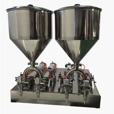 टिकाऊ अर्ध-ऑटो क्रीम भरने की मशीन