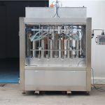शुद्ध वायवीय अर्ध-स्वचालित टमाटर सॉस भरने की मशीन