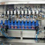 स्वचालित जैतून का तेल भरने और कैपिंग मशीन