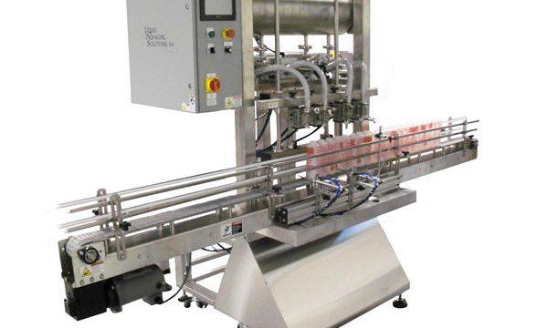 स्वचालित बोतल पिस्टन भरने की मशीन