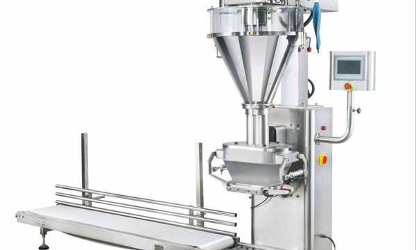 अर्ध स्वचालित स्वचालित पाउडर भरने की मशीन