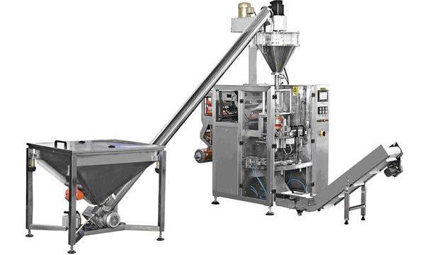 स्वचालित बोतल प्रकार सर्पिल खिला पाउडर भरने की मशीन