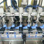 6-हेड ऑटोमैटिक इंजन ऑयल फिलिंग मशीन