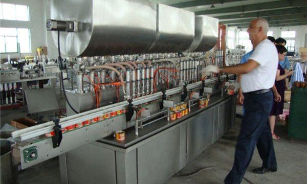 200-1000 ml स्वचालित सोया सॉस भरने की मशीन