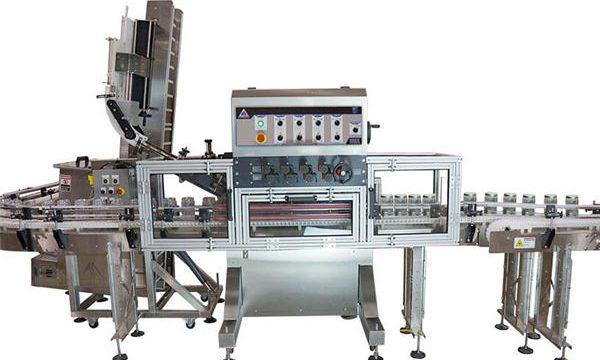 वायवीय पंप स्वचालित गर्म सॉस भरने की मशीन