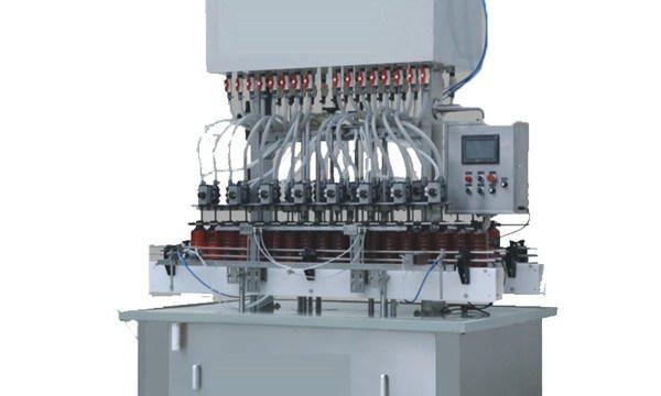 अच्छी गुणवत्ता स्वचालित गर्म सॉस भरने की मशीन गर्म बिक्री