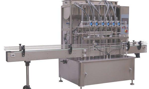 पूरी तरह से स्वचालित थोक शैम्पू तरल पिस्टन भरने की मशीन
