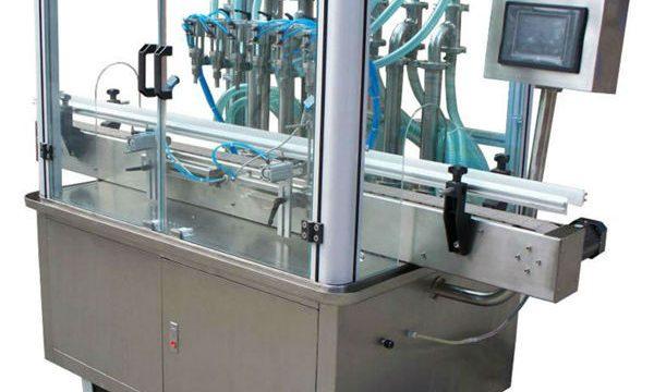 स्वचालित शैम्पू वैक्यूम तरल भरने की मशीन