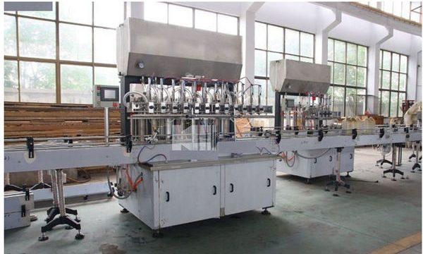 कंपनियों के उत्पादन मशीन उच्च गुणवत्ता शैम्पू भरने की मशीन