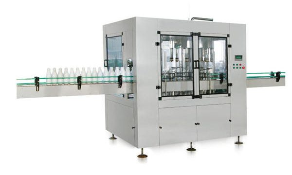 आठ-सिर स्वचालित रैखिक पिस्टन तरल साबुन भरने की मशीन