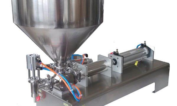 फैक्टरी मूल्य मैनुअल वायवीय पेस्ट भरने की मशीन