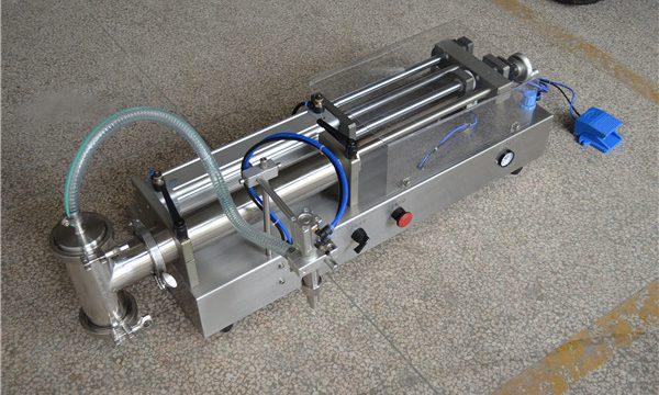 अर्ध स्वचालित शैम्पू भरने की मशीन निर्माता
